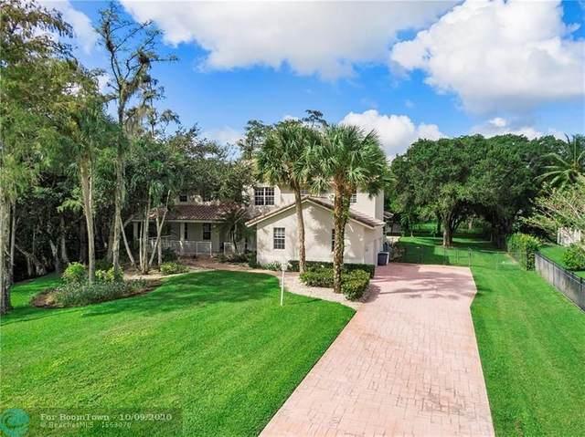 6021 NW 79th Way, Parkland, FL 33067 (MLS #F10251810) :: Berkshire Hathaway HomeServices EWM Realty