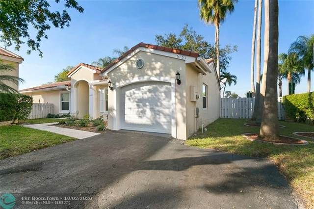6151 NW 44 Th Ln, Coconut Creek, FL 33073 (MLS #F10251878) :: Miami Villa Group