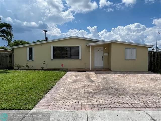 820 NE 59th St, Oakland Park, FL 33334 (MLS #F10251884) :: Castelli Real Estate Services