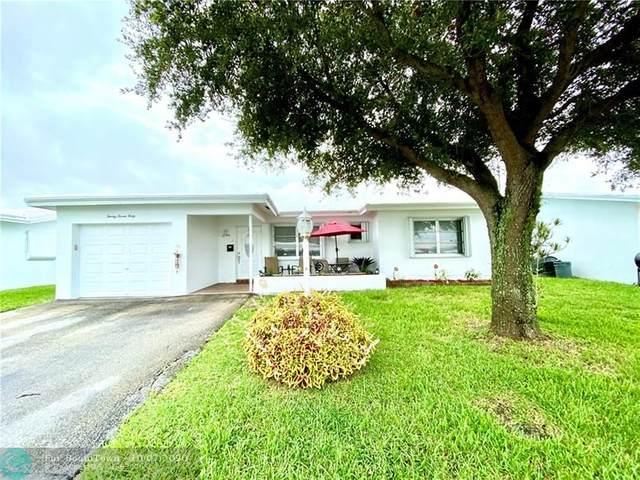 2740 NW 4th Ave, Pompano Beach, FL 33064 (MLS #F10251961) :: Berkshire Hathaway HomeServices EWM Realty