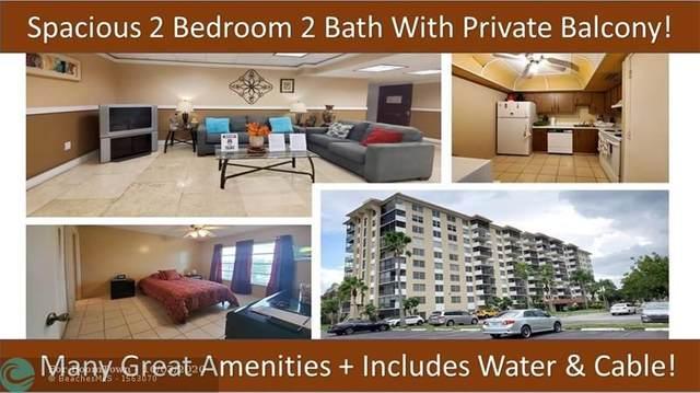 4174 Inverrary Dr #513, Lauderhill, FL 33319 (MLS #F10252009) :: Berkshire Hathaway HomeServices EWM Realty