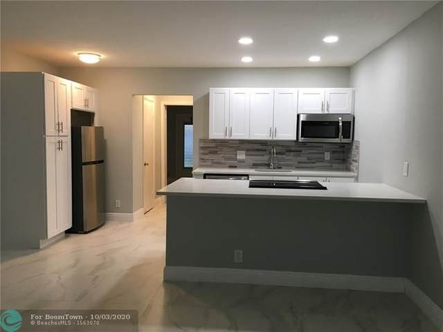 2020 NE 51st Ct #109, Fort Lauderdale, FL 33308 (MLS #F10252082) :: Berkshire Hathaway HomeServices EWM Realty
