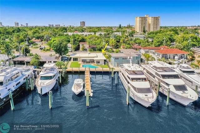 816 NE 20th Ave, Fort Lauderdale, FL 33304 (MLS #F10252185) :: GK Realty Group LLC