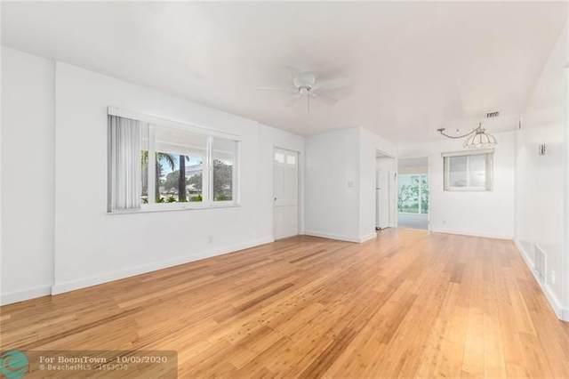 3608 NE 22nd Ave, Fort Lauderdale, FL 33308 (MLS #F10252241) :: Berkshire Hathaway HomeServices EWM Realty