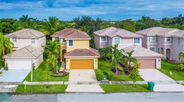 17639 SW 31st Ct, Miramar, FL 33029 (MLS #F10252281) :: Berkshire Hathaway HomeServices EWM Realty