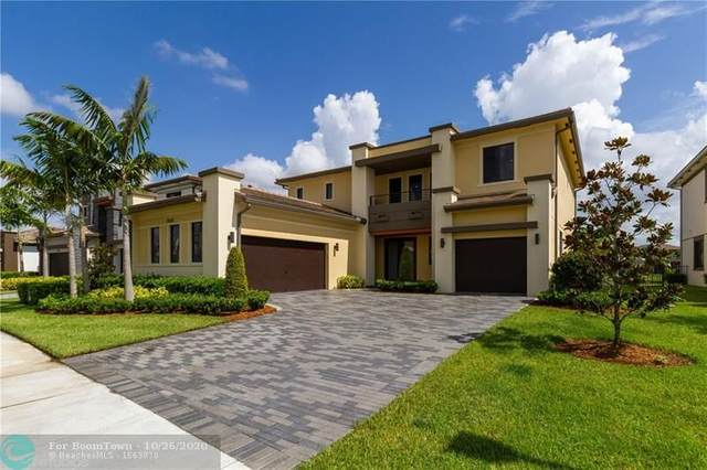 10555 Cobalt Ct, Parkland, FL 33076 (MLS #F10252459) :: THE BANNON GROUP at RE/MAX CONSULTANTS REALTY I