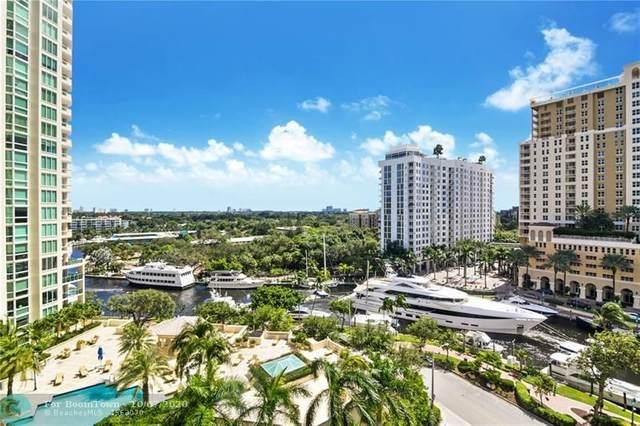 347 N New River Dr E #1001, Fort Lauderdale, FL 33301 (#F10252480) :: Posh Properties