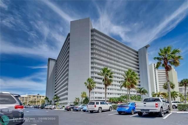 1920 S Ocean Dr #309, Fort Lauderdale, FL 33316 (MLS #F10252481) :: Berkshire Hathaway HomeServices EWM Realty