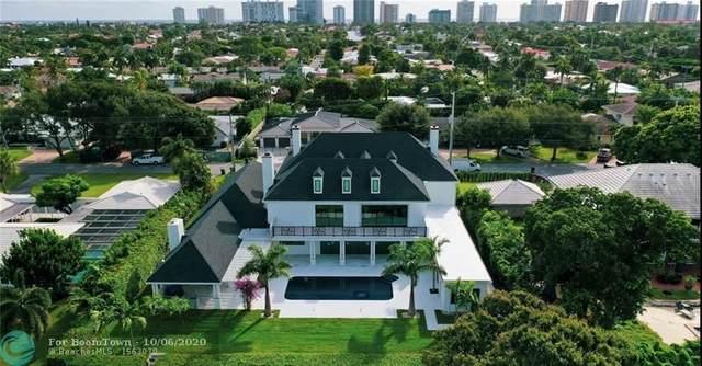 4031 NE 25th Ave, Fort Lauderdale, FL 33308 (MLS #F10252502) :: Berkshire Hathaway HomeServices EWM Realty