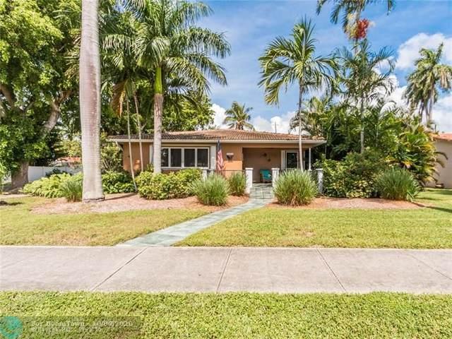 1255 Harrison St, Hollywood, FL 33019 (MLS #F10252505) :: Berkshire Hathaway HomeServices EWM Realty