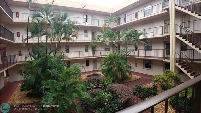 2801 Somerset Dr #206, Lauderdale Lakes, FL 33311 (MLS #F10252516) :: Castelli Real Estate Services