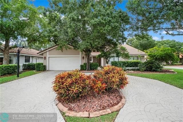2020 Oakmont Ter, Coral Springs, FL 33071 (#F10252525) :: Dalton Wade