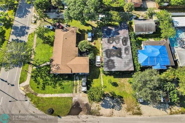 1001 SW 4th Ave, Fort Lauderdale, FL 33315 (MLS #F10252758) :: Berkshire Hathaway HomeServices EWM Realty