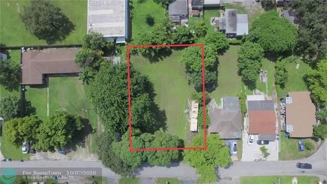 Garfield Garfield St, Hollywood, FL 33020 (MLS #F10252780) :: Berkshire Hathaway HomeServices EWM Realty