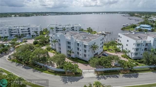 1160 SW Chapman Way #201, Palm City, FL 34990 (#F10252796) :: Posh Properties