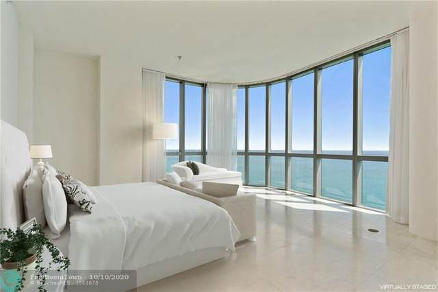 17475 Collins Ave #2901, Sunny Isles Beach, FL 33160 (#F10252832) :: Baron Real Estate