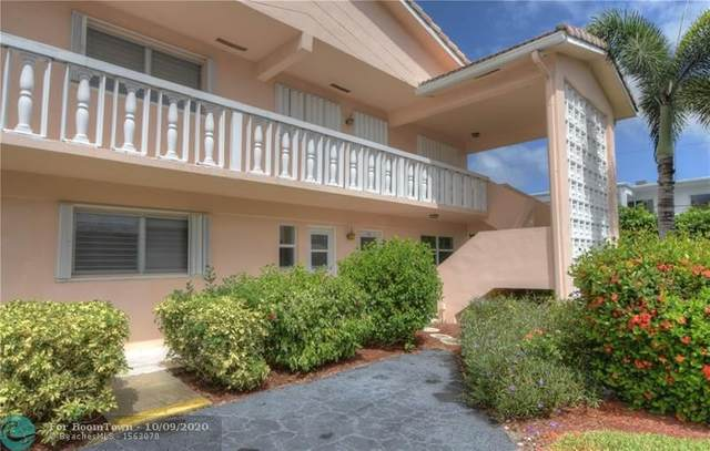 2115 NE 42nd Ct 111N, Lighthouse Point, FL 33064 (MLS #F10252842) :: Castelli Real Estate Services