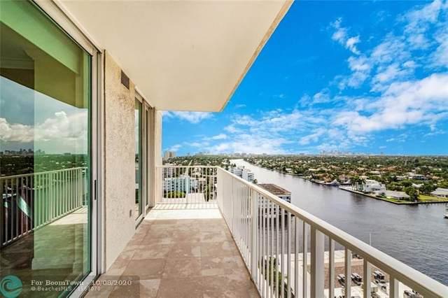 3020 NE 32nd Ave #1518, Fort Lauderdale, FL 33308 (#F10252918) :: Posh Properties