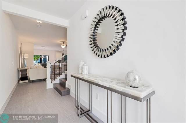 4430 SW 32nd Ave Unit #18 #18, Fort Lauderdale, FL 33312 (MLS #F10252931) :: Berkshire Hathaway HomeServices EWM Realty