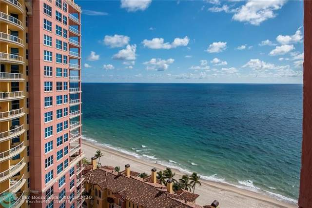 2100 N Ocean Bl 18B, Fort Lauderdale, FL 33305 (#F10252936) :: The Rizzuto Woodman Team