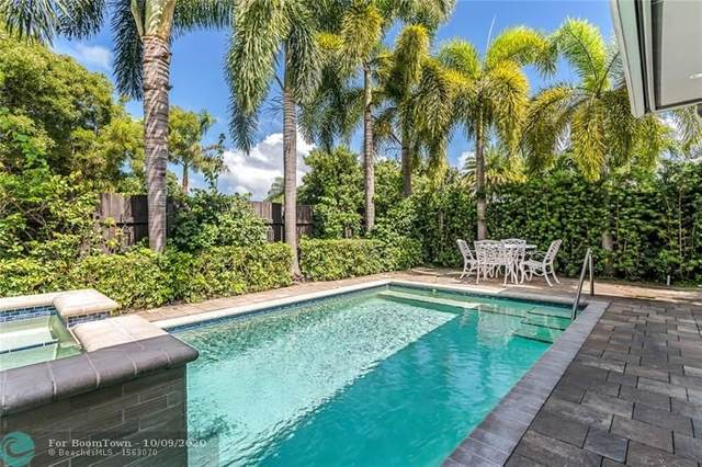 730 NE 19th Ave, Fort Lauderdale, FL 33304 (MLS #F10252939) :: The Howland Group