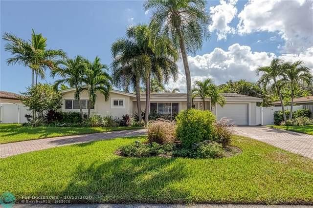 2740 NE 52nd Ct, Lighthouse Point, FL 33064 (MLS #F10252955) :: Castelli Real Estate Services