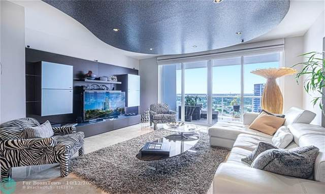 333 Las Olas Way #2009, Fort Lauderdale, FL 33301 (MLS #F10252978) :: Castelli Real Estate Services