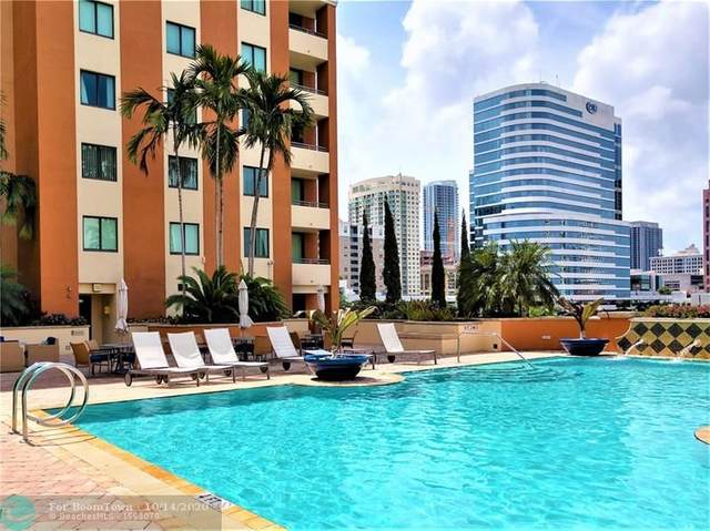 110 N Federal Hwy #706, Fort Lauderdale, FL 33301 (#F10253136) :: Posh Properties