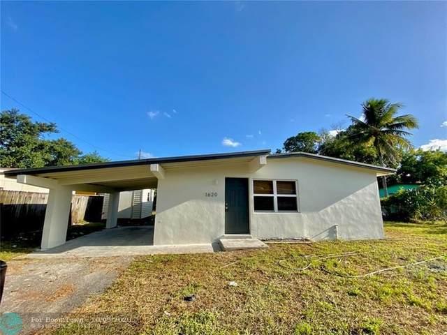 1620 NW 11th Pl, Fort Lauderdale, FL 33311 (MLS #F10253149) :: Berkshire Hathaway HomeServices EWM Realty