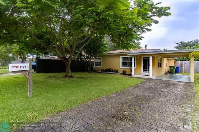 1221 NW 7th Ave, Fort Lauderdale, FL 33311 (MLS #F10253231) :: Patty Accorto Team