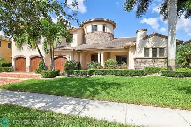 7231 Lemon Grass Dr, Parkland, FL 33076 (MLS #F10253279) :: Berkshire Hathaway HomeServices EWM Realty