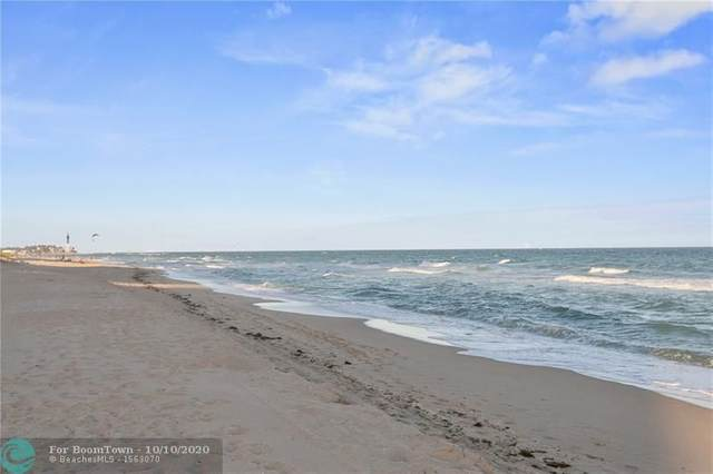730 N Ocean #1203, Pompano Beach, FL 33062 (MLS #F10253295) :: Green Realty Properties
