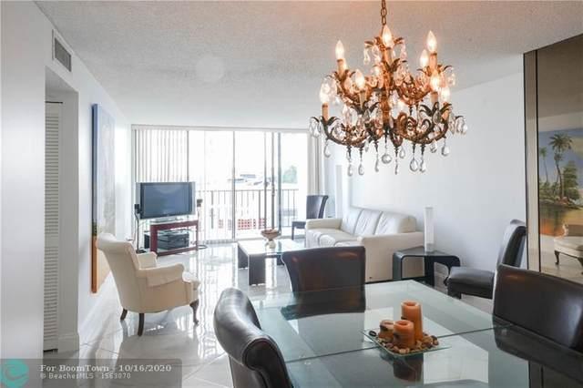 2401 S Ocean Drive #305, Hollywood, FL 33019 (MLS #F10253326) :: Green Realty Properties