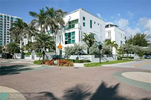 3406 SE 6th St #3406, Pompano Beach, FL 33062 (MLS #F10253349) :: Berkshire Hathaway HomeServices EWM Realty