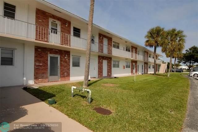 2751 E Golf Blvd #2026, Pompano Beach, FL 33064 (MLS #F10253384) :: Berkshire Hathaway HomeServices EWM Realty