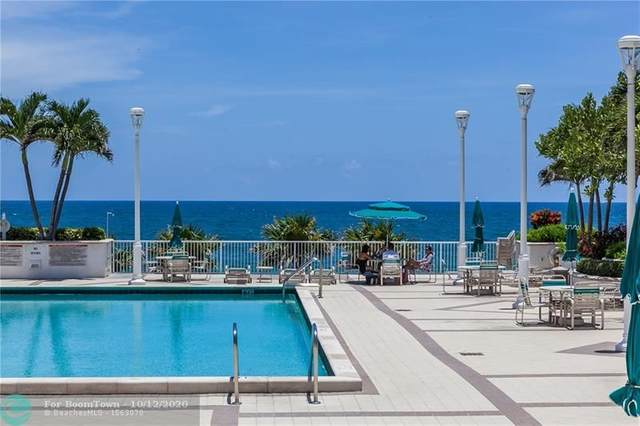1620 S Ocean Blvd Ph H, Lauderdale By The Sea, FL 33062 (MLS #F10253389) :: Castelli Real Estate Services