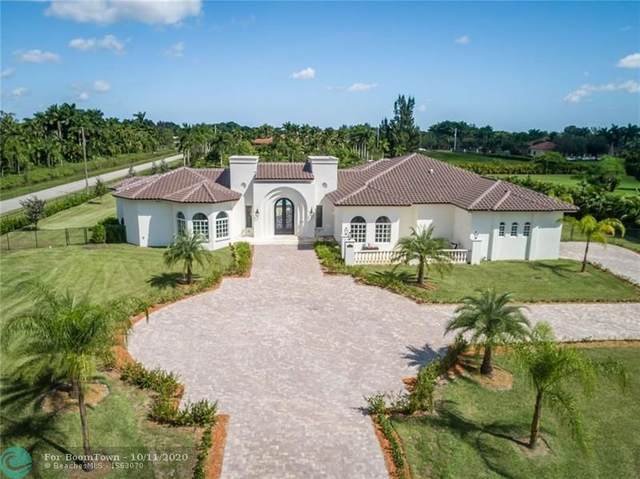 6050 SW 180 TER, Southwest Ranches, FL 33331 (MLS #F10253399) :: Green Realty Properties