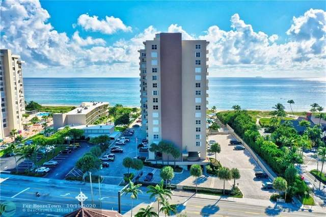 2000 S Ocean Blvd 2P, Pompano Beach, FL 33062 (MLS #F10253480) :: Berkshire Hathaway HomeServices EWM Realty