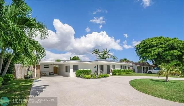 1991 NE 31st Ct, Lighthouse Point, FL 33064 (MLS #F10253489) :: Castelli Real Estate Services