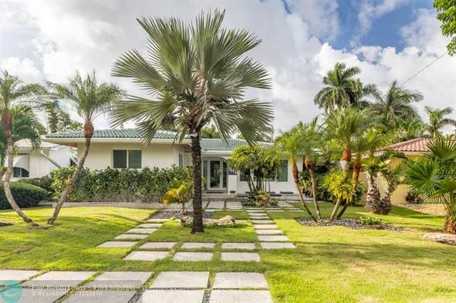 1314 Fillmore St, Hollywood, FL 33019 (MLS #F10253503) :: Berkshire Hathaway HomeServices EWM Realty