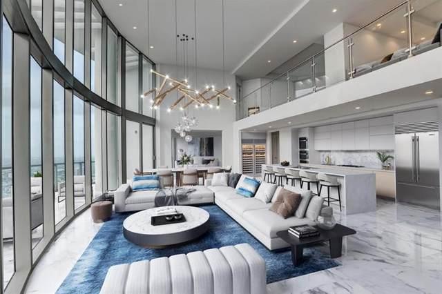 100 E Las Olas Blvd #4603, Fort Lauderdale, FL 33301 (#F10253511) :: Baron Real Estate