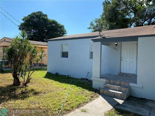 1334 NW 42nd St, Miami, FL 33142 (MLS #F10253635) :: Berkshire Hathaway HomeServices EWM Realty