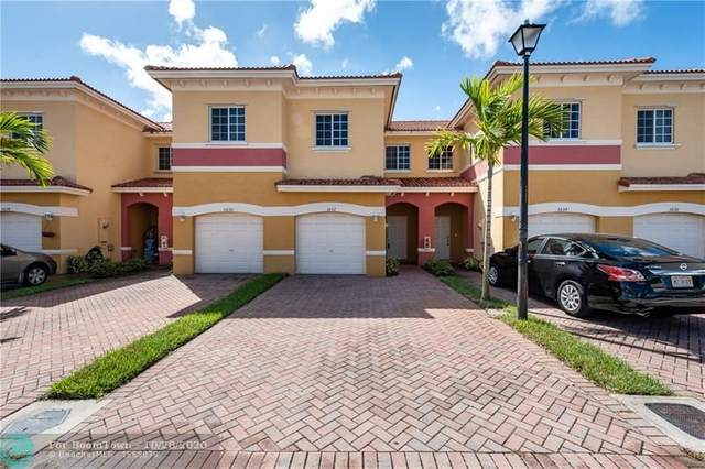 3632 NW 29th Ct #3632, Lauderdale Lakes, FL 33311 (#F10253671) :: Signature International Real Estate