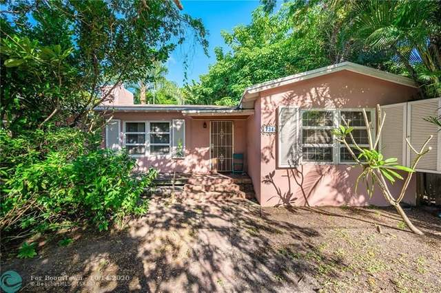 734 NE 17th Rd, Fort Lauderdale, FL 33304 (MLS #F10253689) :: The Howland Group