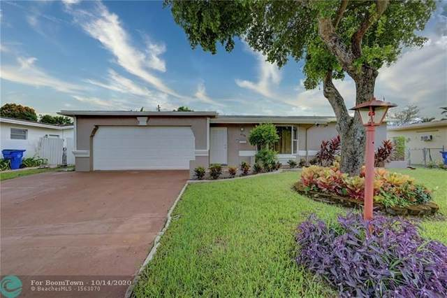 4190 NW 32nd Ter, Lauderdale Lakes, FL 33309 (MLS #F10253797) :: Castelli Real Estate Services
