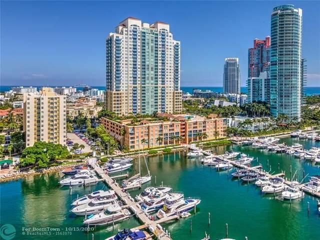 90 Alton Rd #2110, Miami Beach, FL 33139 (MLS #F10253816) :: Berkshire Hathaway HomeServices EWM Realty