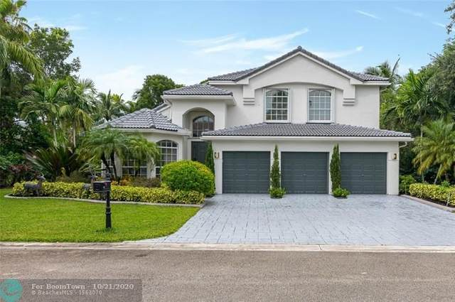 10285 NW 60th Pl, Parkland, FL 33076 (MLS #F10253861) :: Berkshire Hathaway HomeServices EWM Realty