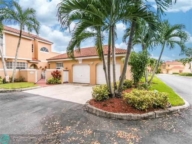 11433 Lakeview Dr #6-C, Coral Springs, FL 33071 (MLS #F10253898) :: Castelli Real Estate Services