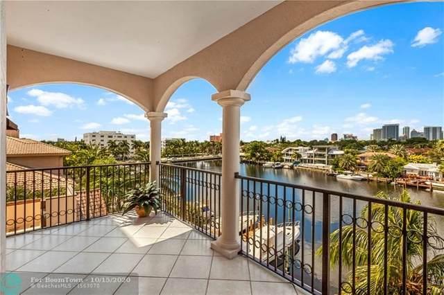 25 Hendricks Isle #405, Fort Lauderdale, FL 33301 (MLS #F10253902) :: Castelli Real Estate Services