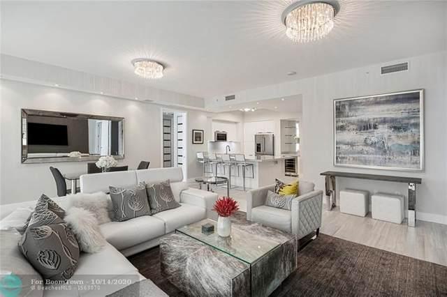 2831 N Ocean Bl Ph06n, Fort Lauderdale, FL 33302 (#F10253916) :: Posh Properties